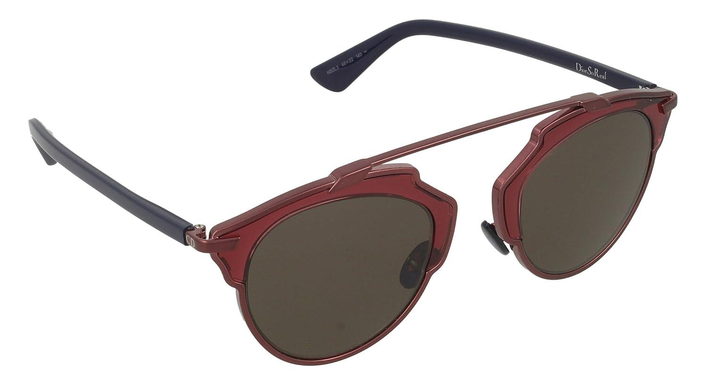 Dior Diorsoreal L3 Gafas de Sol, Plumbrgnbluee Nsz, 48 para ...
