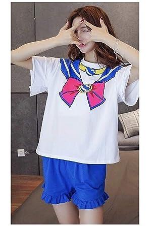 ee3b2caaa6 Featuring Sailor Moon Pajama Set