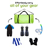 LISH Mesh Dive Bag - XL Multi-Purpose Equipment