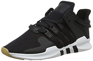 low priced e62bf d0ab5 adidas Mens EQT Support ADV, CORE BlackFootwear WhiteGum 3, 12.5