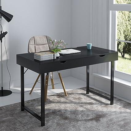office desks for home use. Soges Computer Desk 47\u0026quot; PC Office With Drawer Workstation For Home Use Desks