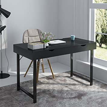 Office Deskd DIY GIANT HOME OFFICE DESK Office Deskd YouTube Iwooco