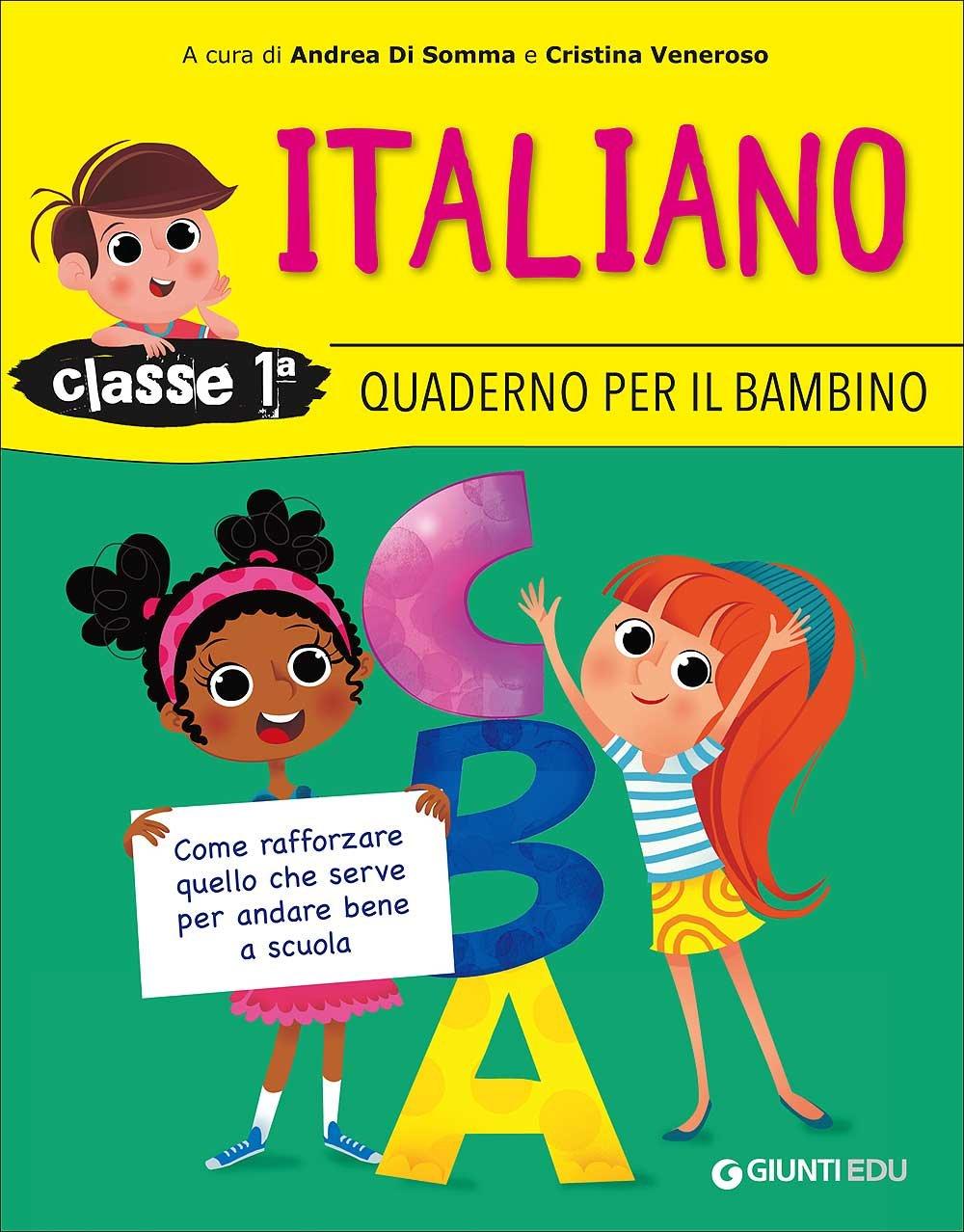 Célèbre Quaderno per il bambino. Matematica classe prima: Amazon.it  SH59