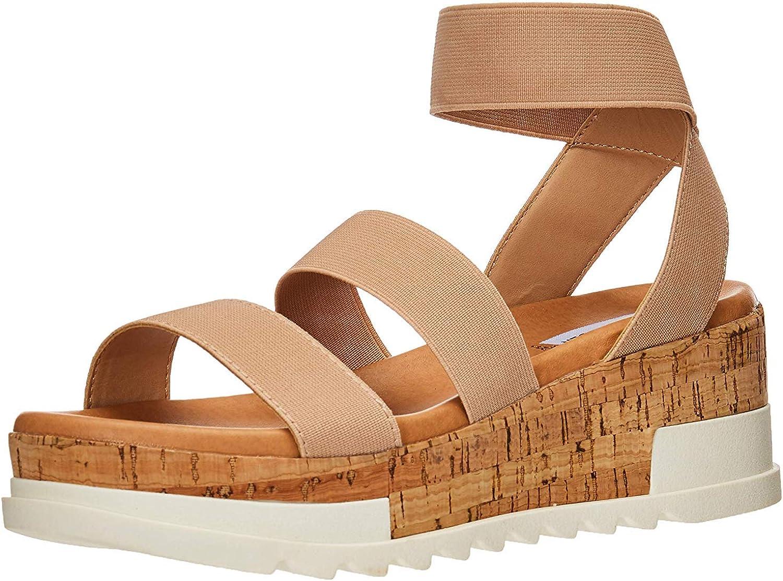 steve madden bandi sandals white