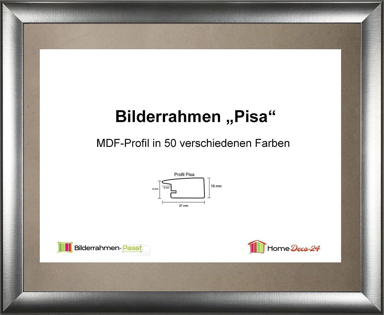 Pisa MDF-Photo Frame 40x70 cm 70x40 cm Choice of colour: Rustic Oak ...