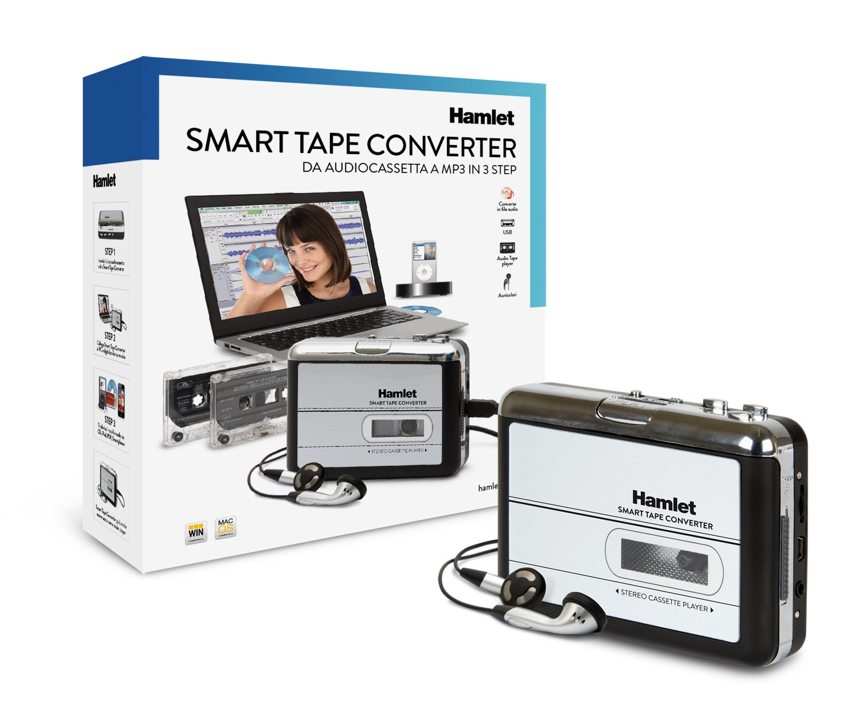 Smart Film Converter Scanner Diapositive e Negativi Nero Hamlet XDVDIAPO