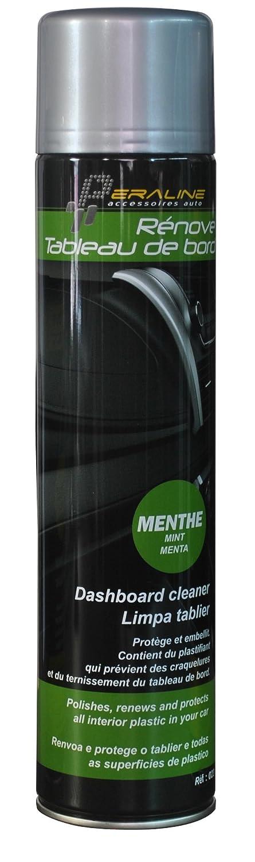 Renove Tableau de Bord Nettoyant Plastique Intérieur de Voiture Menthe 600ML- 023