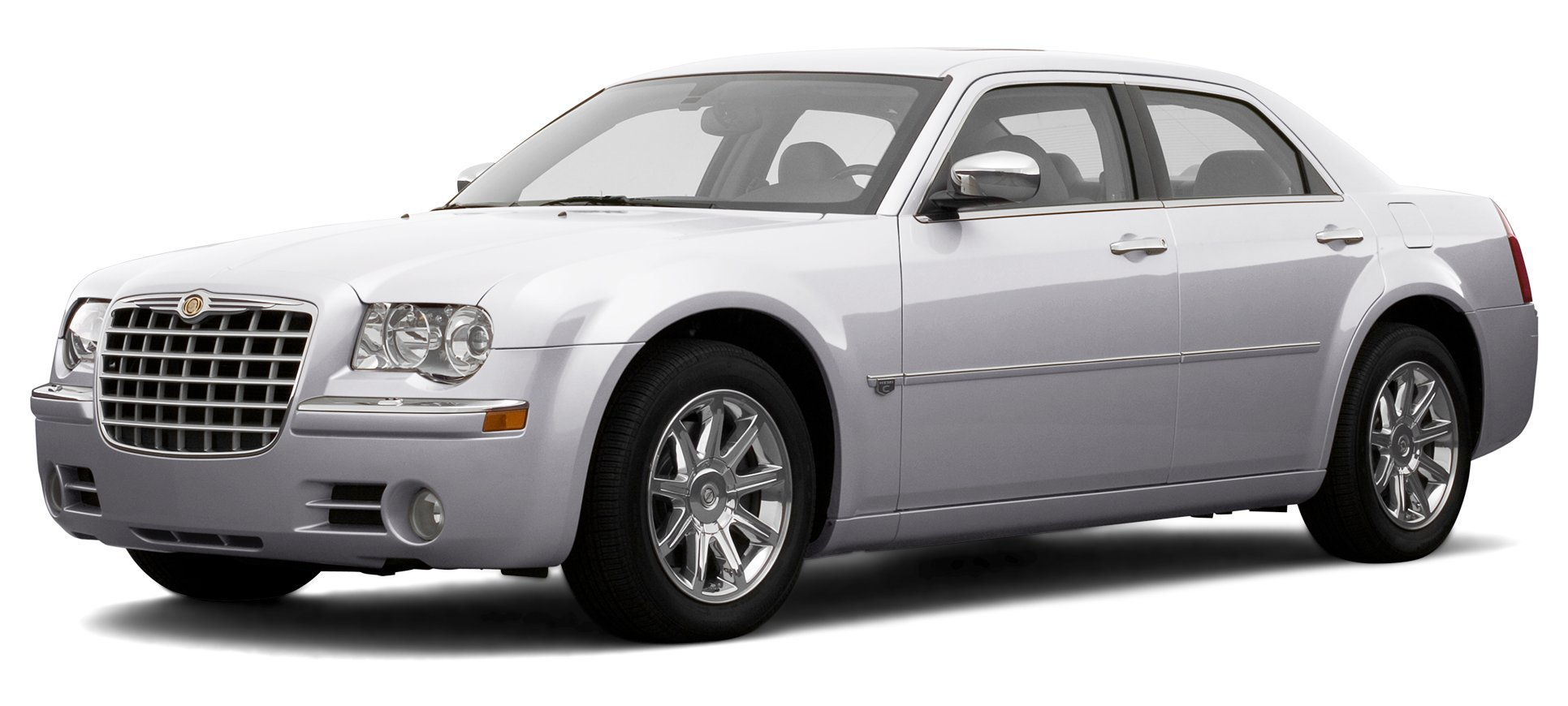 2007 Chrysler 300 C, 4-Door Sedan 300 Rear Wheel Drive .