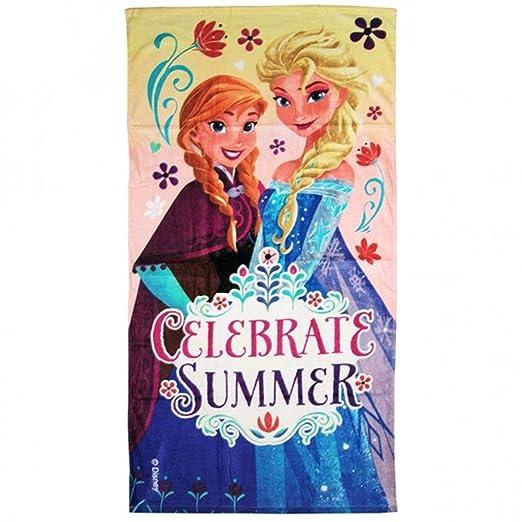 2 opinioni per Frozen- Telo da Mare Celebrate Summer