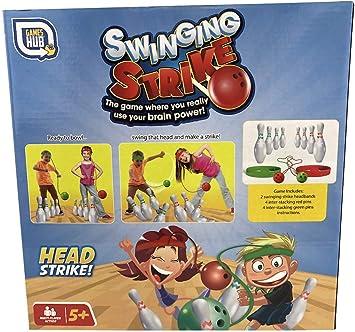 Swinging Strike – El Juego Donde Realmente usas tu Poder Cerebral.: Amazon.es: Juguetes y juegos