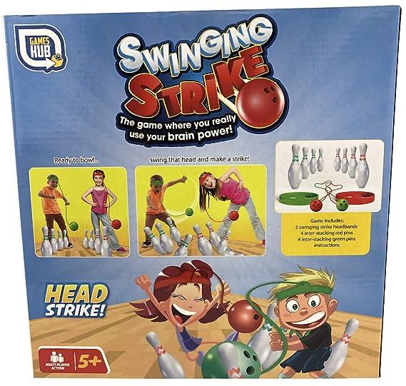 Swinging Strike - El Juego Donde Realmente usas tu Poder Cerebral ...