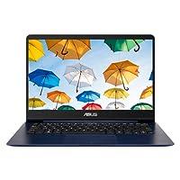 ASUS ZenBook UX430UA-GV414T 14 Inch Full HD Laptop (Blue Metal) - (Intel Core i5-8250U, 8 GB RAM, 256 GB SSD, Windows 10, Harman Kardon Speakers)