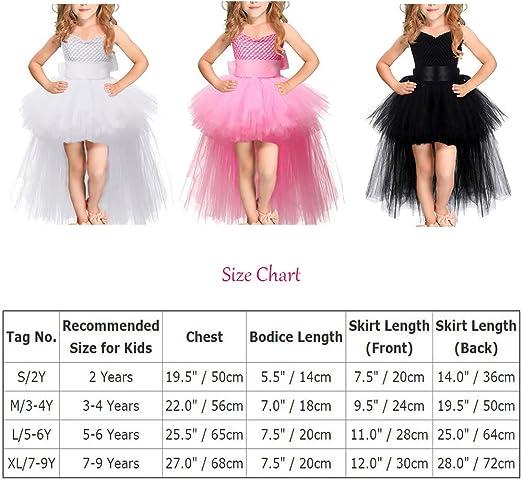 Amazon.com: Disfraz de princesa de encaje para niñas ...
