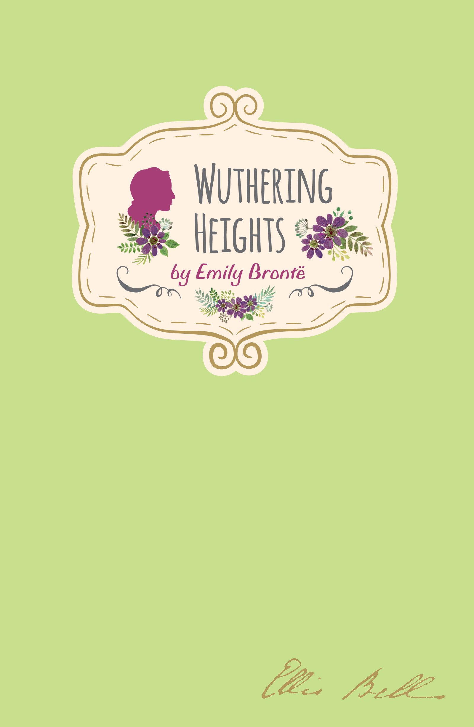 Read Online Emily Bronte - Wuthering Heights (Signature Classics) PDF