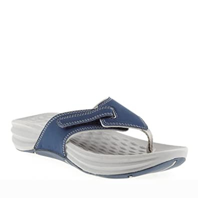 ebd718017 Privo Clarks Drumlin Thong Sandals
