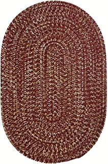 "product image for Capel Rugs Team Spirit Runner Rug, 24"" x 8', Garnet Gold"