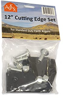 """Replacement Cutting Edge Blade Set for 9/"""" in Standard Duty Earth Augers"""