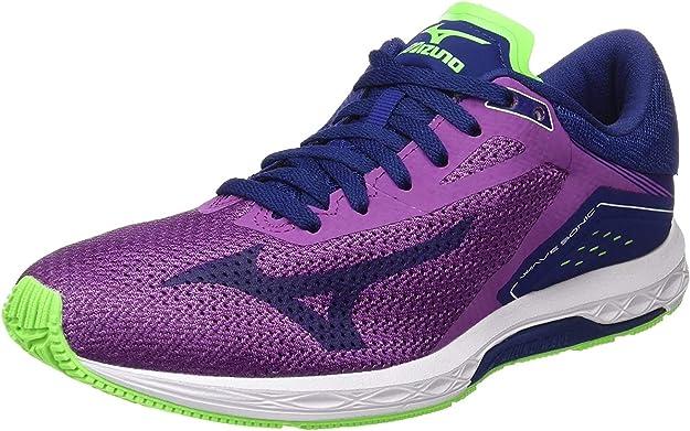 Mizuno Wave Sonic Wos, Zapatillas de Running para Mujer: Amazon.es ...
