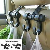 Amazon Price History for:Gyges 2 PCS Car hooks Vehicle Back Seat Hidden Headrest Hanger, Universal Holder for Purse Handbag Grocery Shopping Bag Cloth Coat (2 Pack)