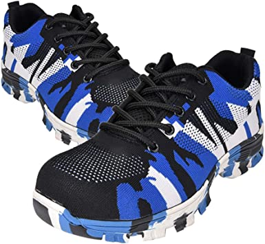 Amazon.com: Steel Toe Work Shoes for