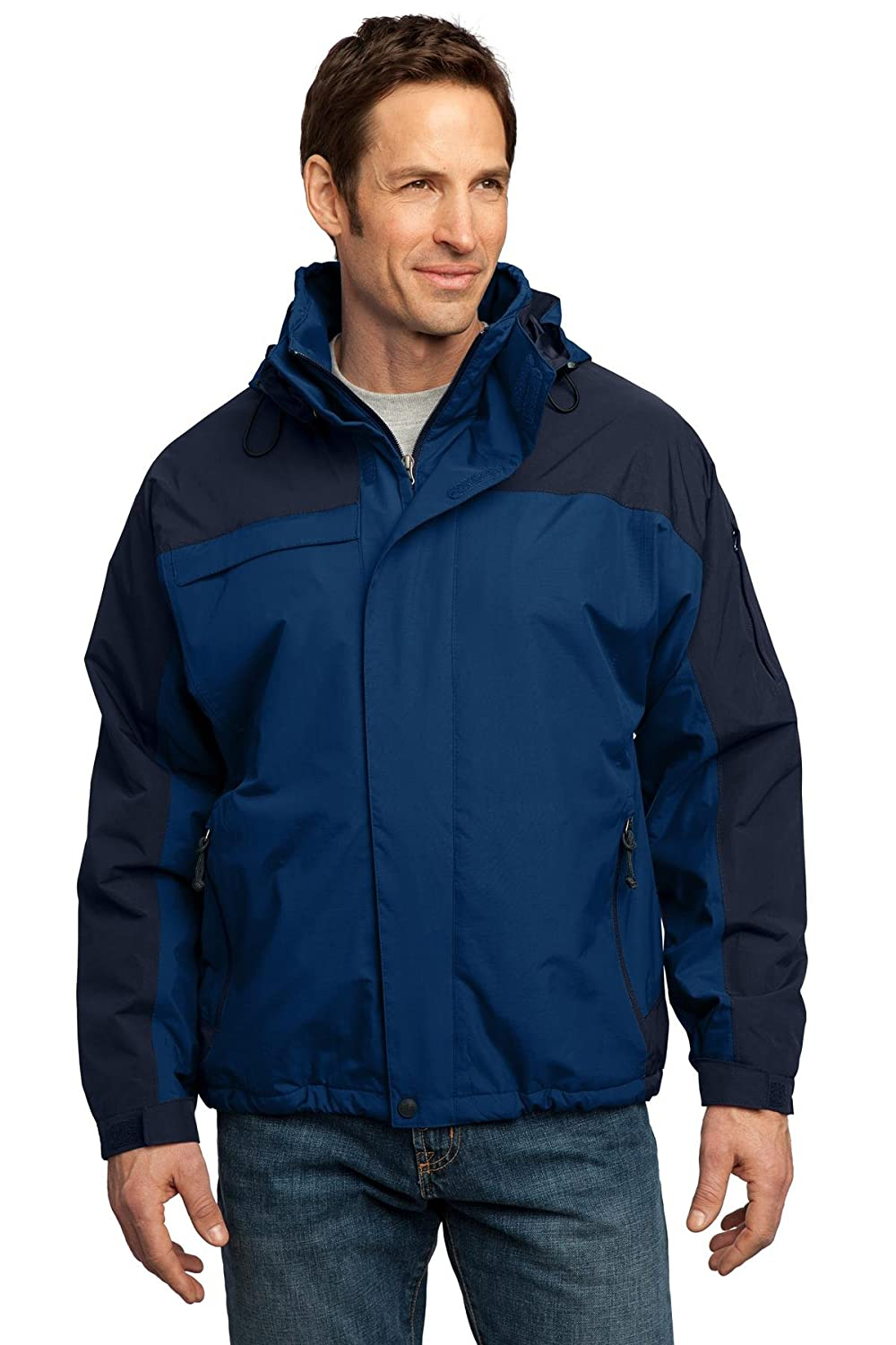 Port Authority Mens Nootka Jacket Nootka Jacket J792-Men/'s