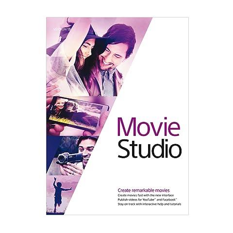 VEGAS Movie Studio 13 [Download] (Magix Studio Software)