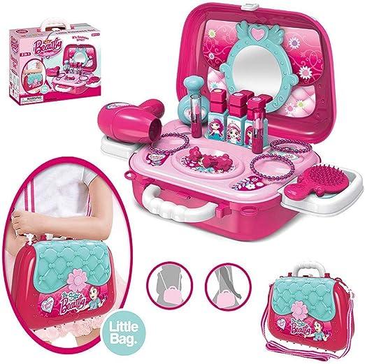 Vaycally Doctor Bolsa Kit Estuche médico Enfermera Juguetes Médicos Juego de Juguetes Médico Juego de médicos Niños Juego de Enfermeras Juego de Enfermera Juego de niños para niños Casa de muñecas: Amazon.es:
