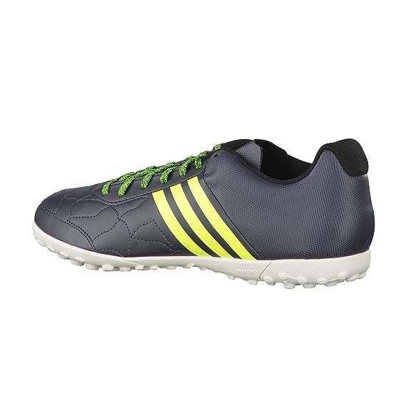 adidas Herren Fussballschuhe VS ACE 15.4 Cage solar yellow/core black/chalk  white 40: Amazon.de: Sport & Freizeit