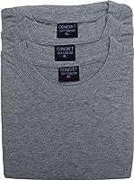 Concret 3 Herren T-Shirts, Basic, Kurzarm, 1323