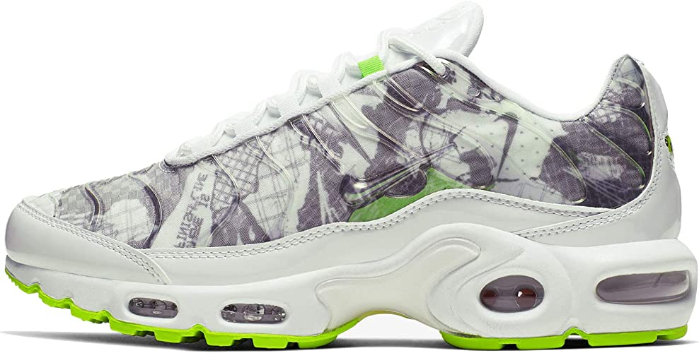Nike Femmes Air Max Plus LX Running Trainers Bq4803 Sneakers Chaussures