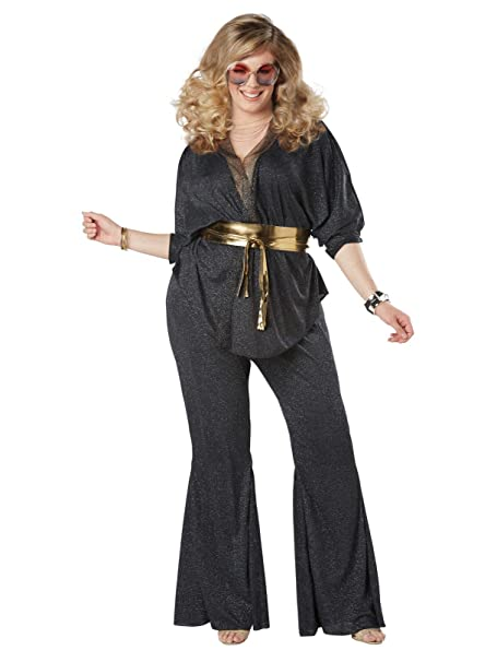 70s Costumes: Disco Costumes, Hippie Outfits California Costumes Womens Plus Size Queen of The High Seas Adult Woman Costume  AT vintagedancer.com