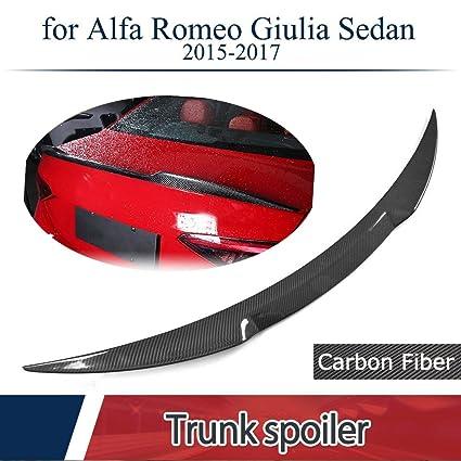 Amazon Com Jcsportline For Alfa Romeo Giulia Sedan 2015 2018 Carbon
