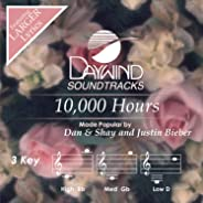 10,000 Hours [Accompaniment/Performance Track]