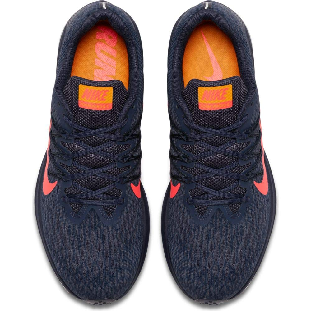Nike Zoom Winflo 5, Chaussures de EU|Blanc Running Compétition Homme 39 EU|Blanc de (White/Gum Med Brown 001) 03af1f
