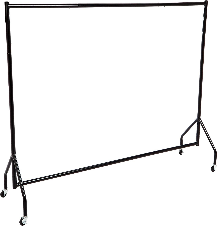 AmazonBasics – Perchero resistente, 1,82 x 1,52 m