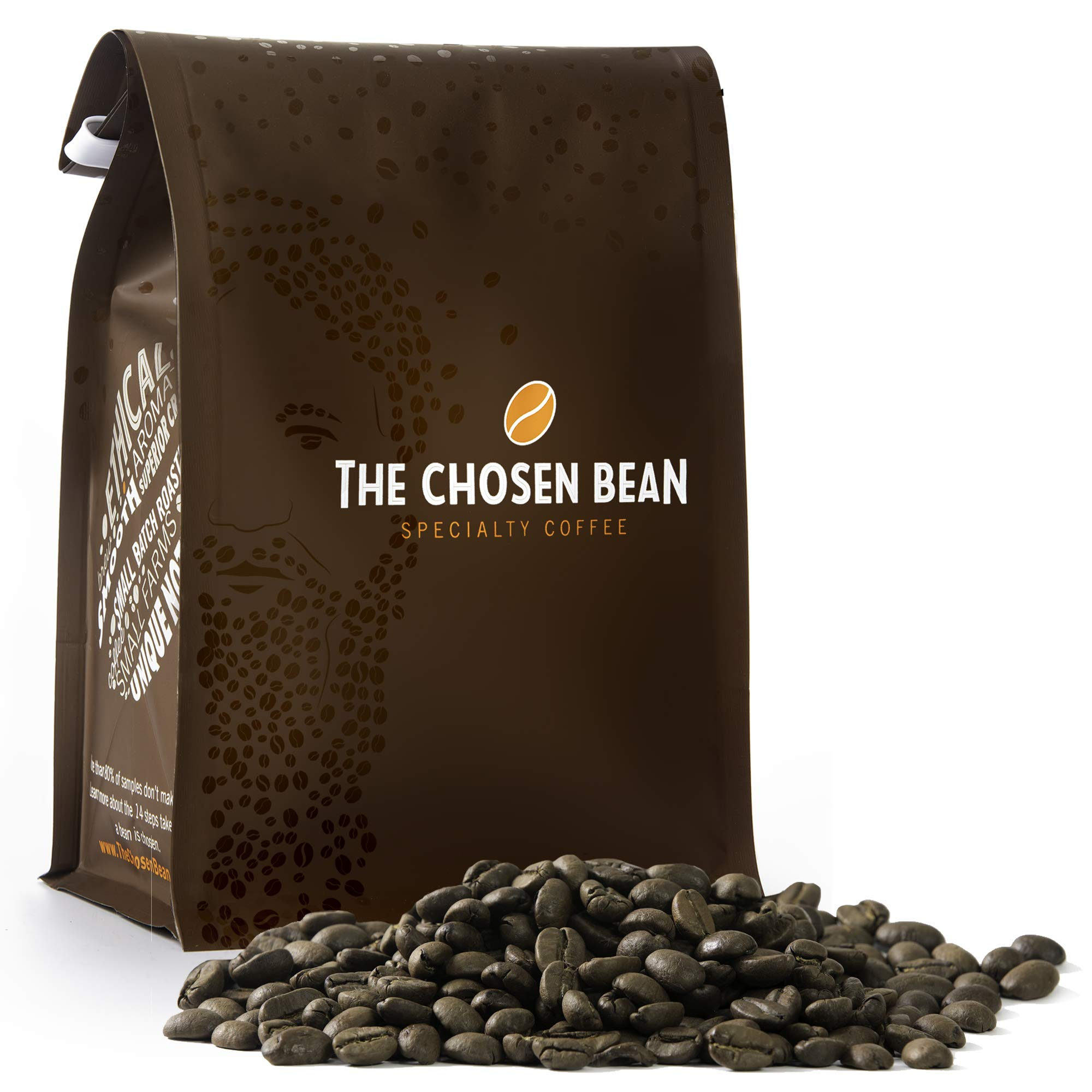Cold Brew Coffee Solution Specialty Coffee Beans (Whole Bean, 5LB) by The Chosen Bean (Image #4)