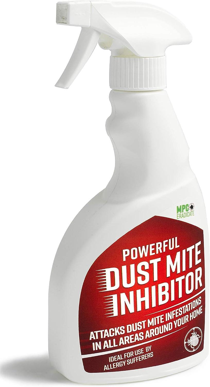 Mpc Eradicate Dust Mite Allergy Spray Controller Asthma Itchy Eyes Eczema Rash Bed Mites Amazon Co Uk Kitchen Home