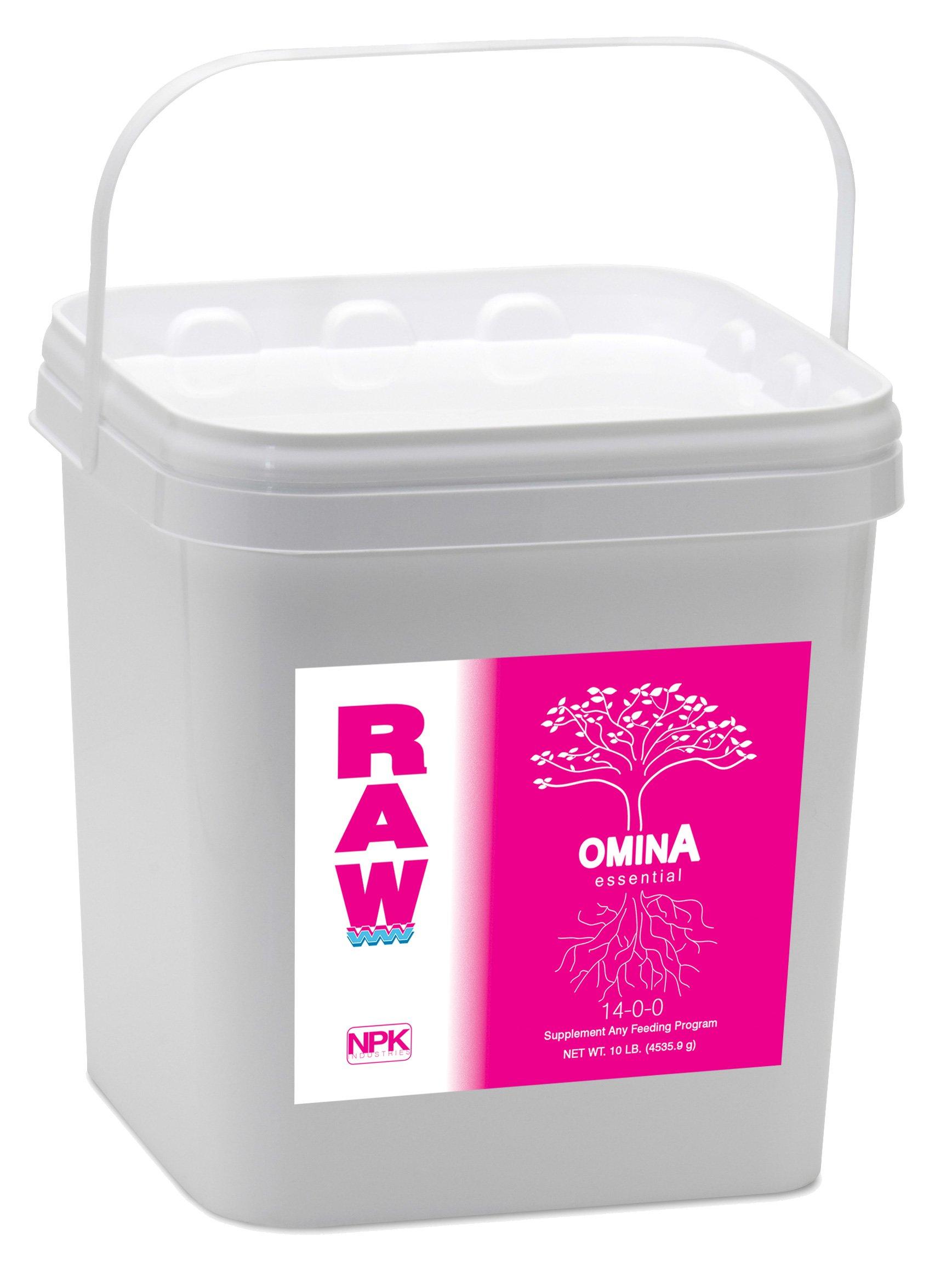 NPK Industries RAW ominA 10 lb
