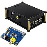 Kuman サウンドカード モジュール I2Sインターフェース raspberry pi 2 A +B 専用HIFI DiGi + デジタルサウンドカード I2S SPDIFケース付き Raspberry pi 3 2 Model B B +対応 SC07C