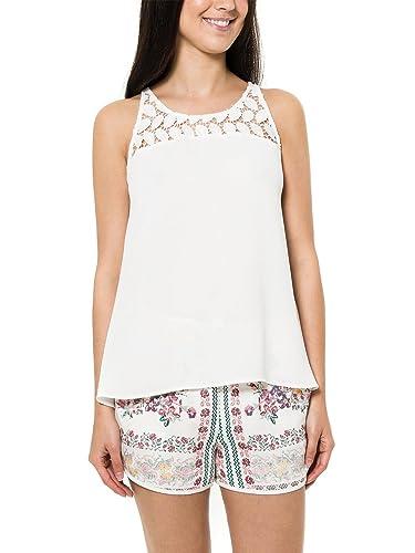 Smash Benziei, Camiseta de Tirantes para Mujer