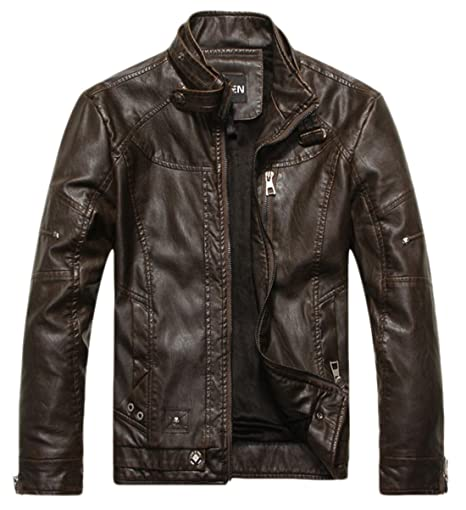 The 8 best leather jacket under 200 mens