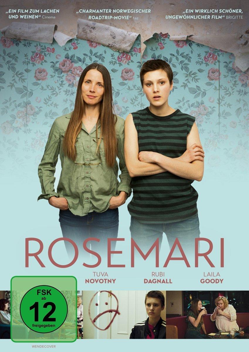 Cover: Rosemari 1 DVD, circa 94 min