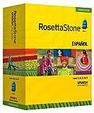 Rosetta Stone Homeschool Spanish (Latin America) Level 1-5 Set including Audio Companion