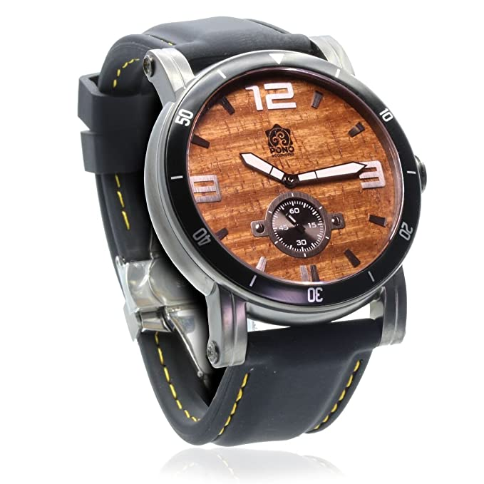 Wood Watch waterman
