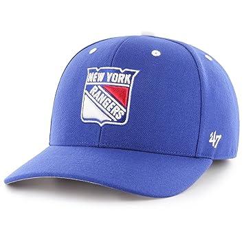 47 Gorra Ajustable Marca - Audible New York Rangers Real: Amazon ...