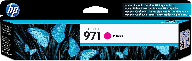 HP 971 | PageWide Cartridge | Magenta | CN623AM