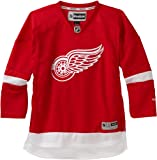 NHL Detroit Red Wings Team Color Premier Jersey Youth