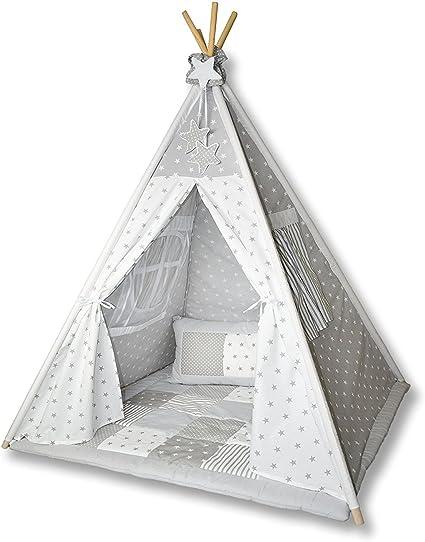 teepee tipi wigwam tent kids teepee tents zelt playtent by ...