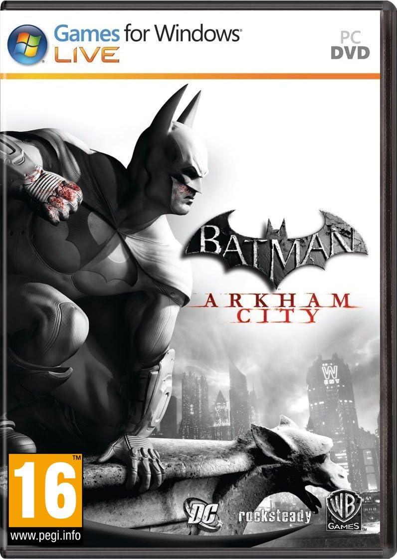 Batman: Arkham City [Importación inglesa]: Amazon.es: Videojuegos