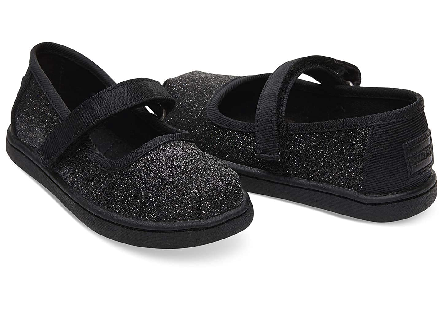 7e05cf27124 Amazon.com | TOMS Kids' 10010017 Mary Jane - K | Walking